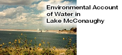 Environmental Account in Lake McConaughy