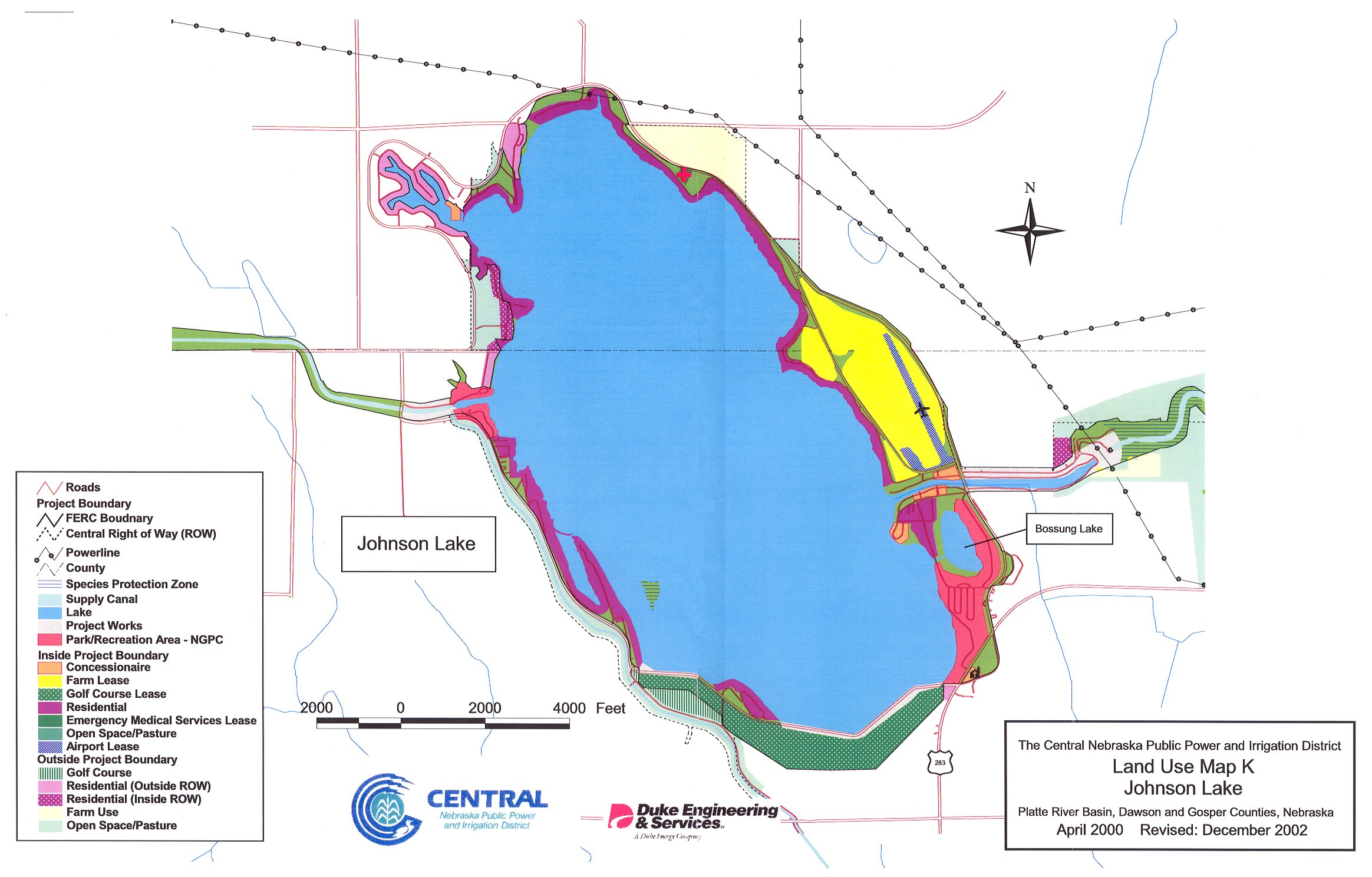 Project Maps CNPPID - Johnson lake map