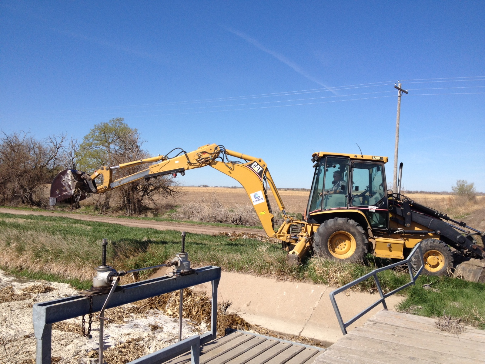 Central Employees Prepare for Irrigation Season