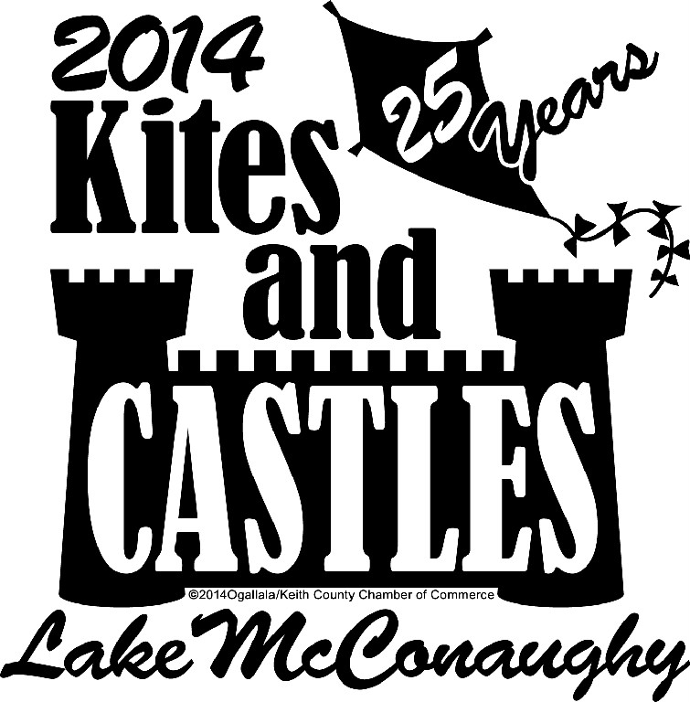 Kites and Castles at Lake McConaughy