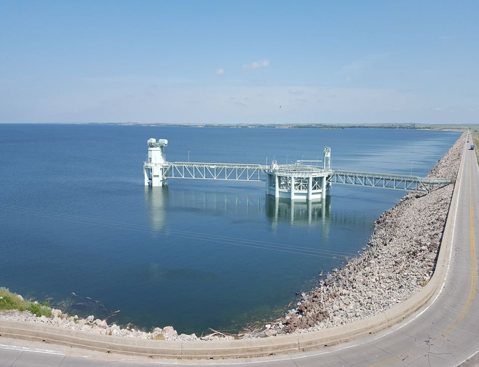 June Inflows Boost Lake McConaughy
