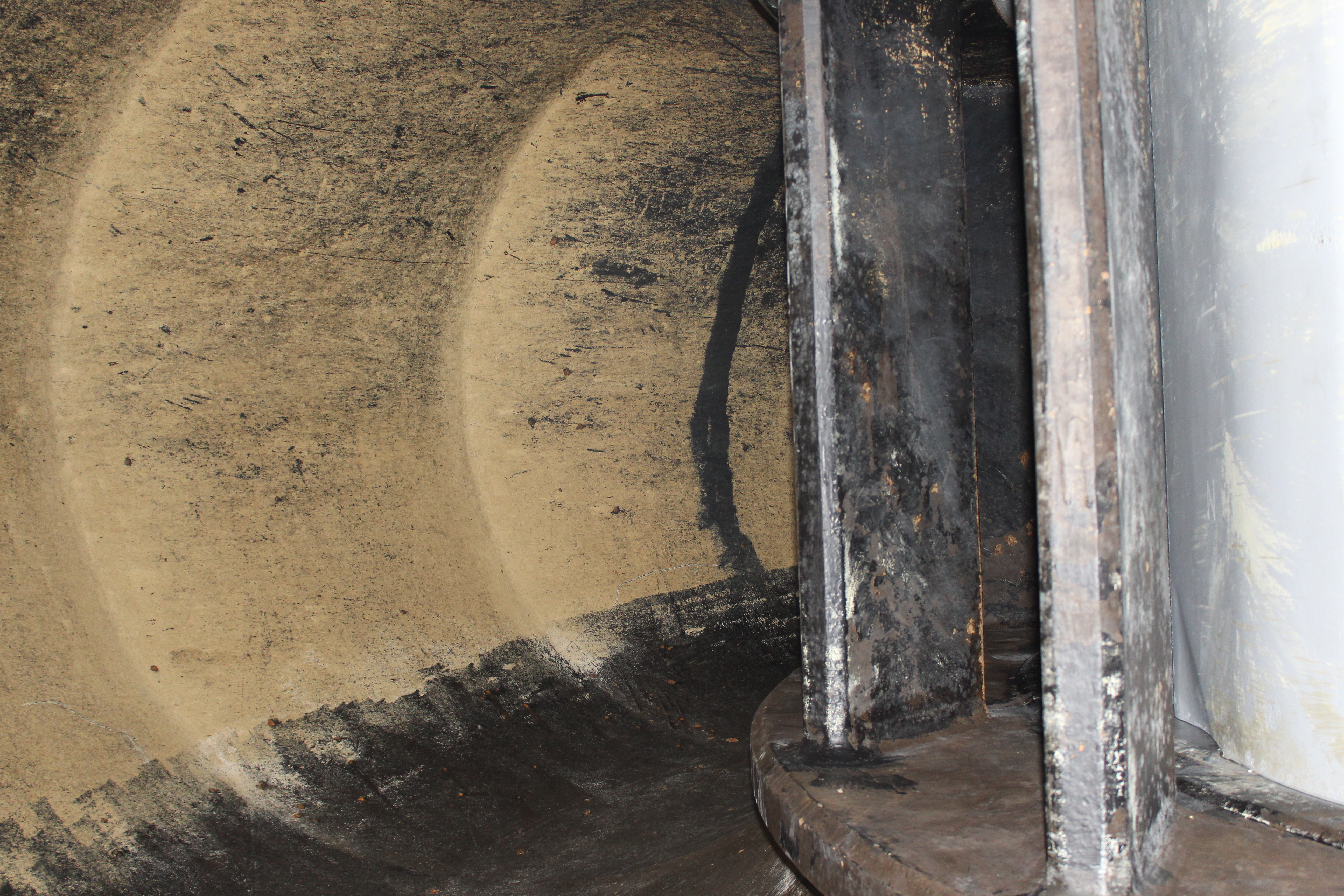 Kingsley Hydro Inspection: Images from the Inside