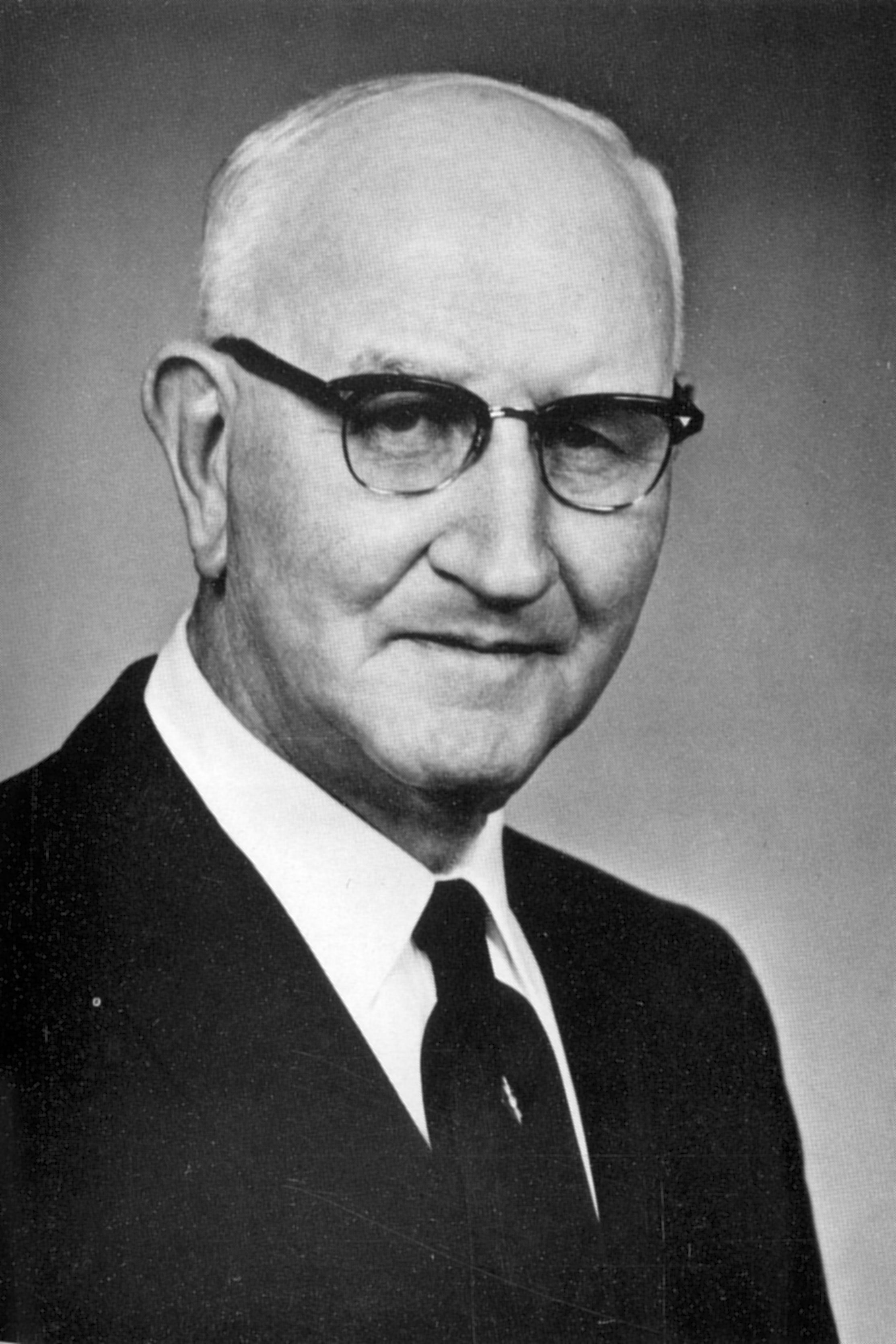 George E. Johnson, irrigation and power pioneer, nominated for Nebraska Hall of Fame