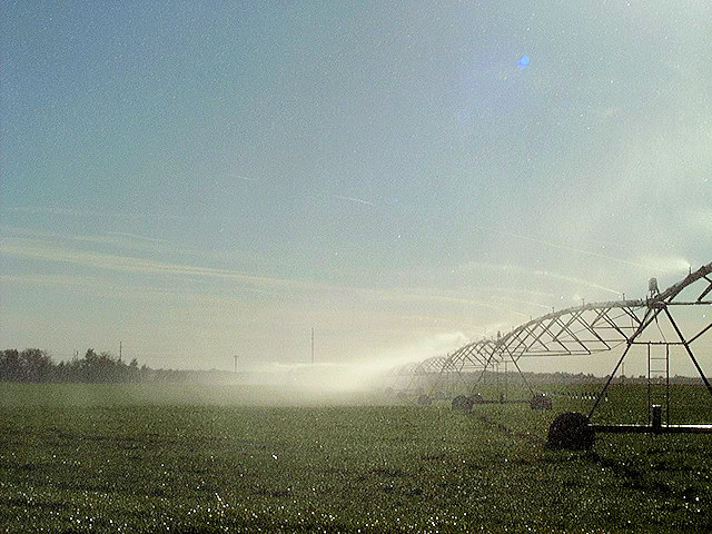 Recap:  2018 Irrigation Season (or lack thereof?)