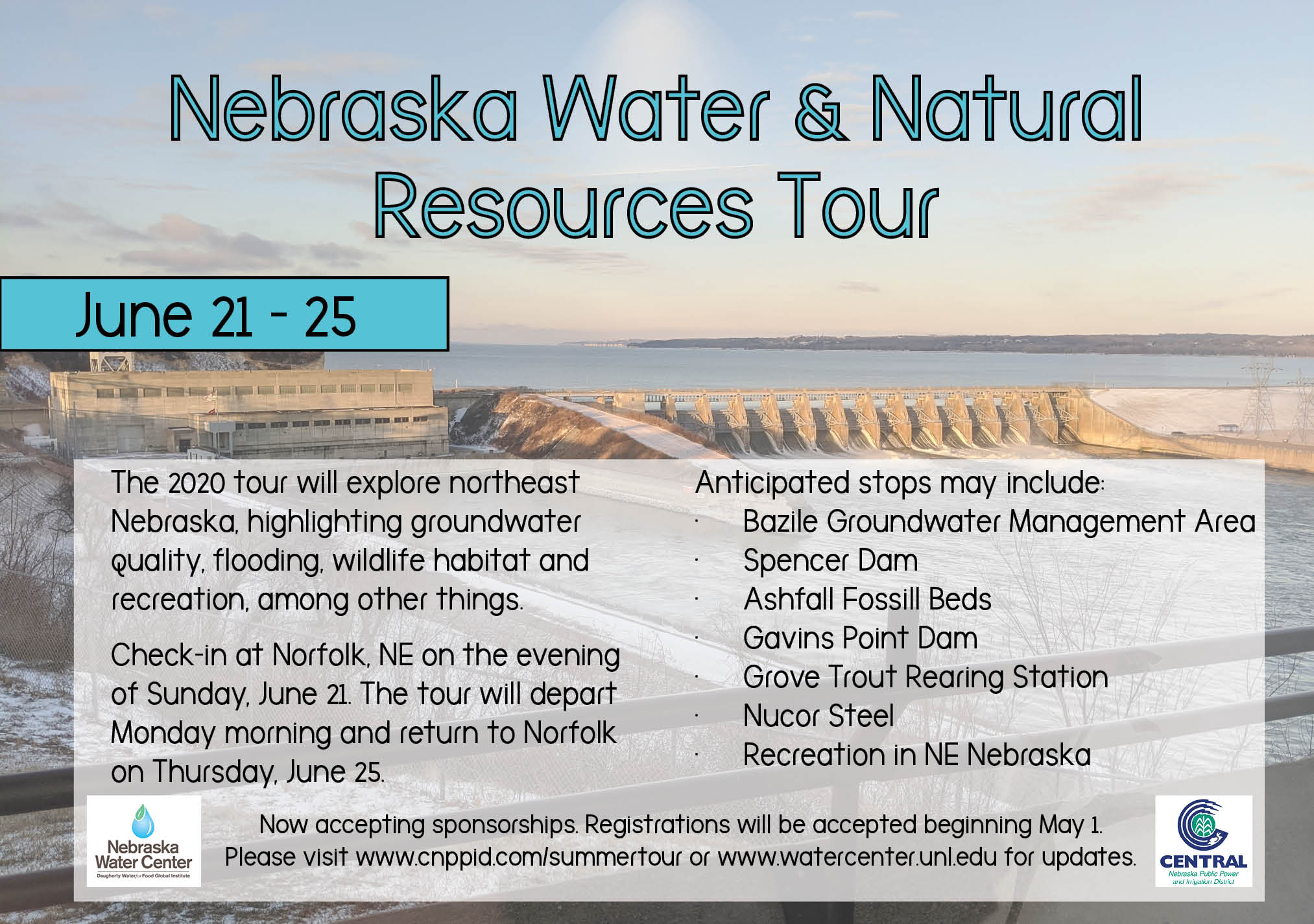 Water & Natural Resources Tour