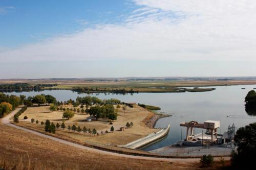 Lake Ogallala Kingsley Hydro
